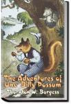 The Adventures of Unc' Billy Possum | Thornton W. Burgess