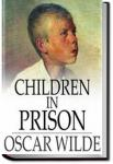 Children in Prison | Oscar Wilde