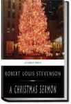 A Christmas Sermon | Robert Louis Stevenson
