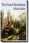 The French Revolution | Hilaire Belloc