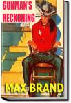 Gunman's Reckoning | Max Brand