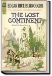 The Lost Continent | Edgar Rice Burroughs