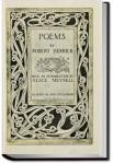A Selection From the Lyrical Poems of Robert Herrick | Robert Herrick