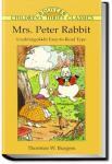 Mrs. Peter Rabbit | Thornton W. Burgess