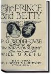 The Prince and Betty   P. G. Wodehouse
