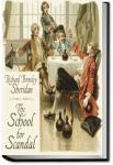 School for Scandal | Richard Brinsley Sheridan