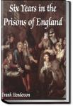 Six Years in the Prisons of England | Frank Henderson
