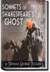 Sonnets of Shakespeare's Ghost | Gregory Thornton