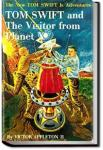 Tom Swift and The Visitor from Planet X | Victor Appleton