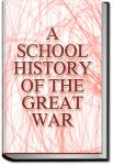 A School History of the Great War | Albert E. McKinley, Charles A. Coulomb, and Armand J. Gerson