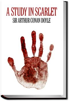an overview of a study in scarlet by sir arthur conan doyle A study in scarlet is a detective mystery novel written by sir arthur conan doyle, introducing his new characters.