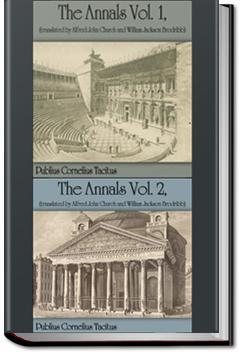 The Reign of Tiberius | Publius Cornelius Tacitus
