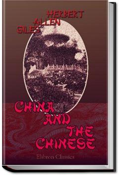 China and the Chinese | Herbert Allen Giles