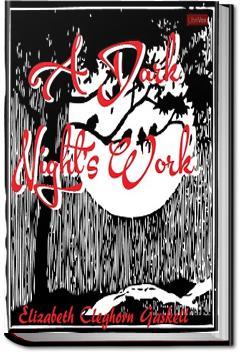 A Dark Night's Work | Elizabeth Cleghorn Gaskell