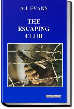 The Escaping Club | A. J. Evans