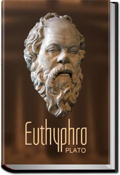 a review of euthyphro a book by plato Book-cover-large one of plato's well-known socratic dialogues, euthyphro  probes the nature of piety, and notably  (summary by laurafox.