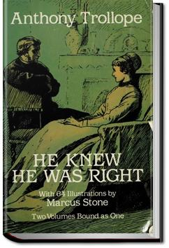 He Knew He Was Right | Anthony Trollope