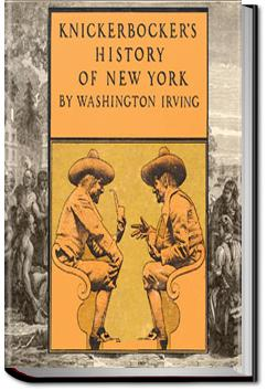 Knickerbocker's History of New York | Washington Irving