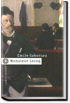 Monsieur Lecoq, Vol. 1: The Inquiry | Émile Gaboriau