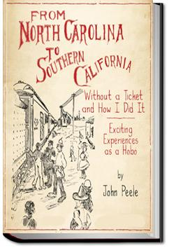 From North Carolina to Southern California | John Peele