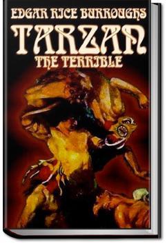 Tarzan the Terrible | Edgar Rice Burroughs