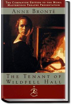 The Tenant of Wildfell Hall | Anne Brontë