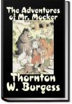 The Adventures of Mr. Mocker | Thornton W. Burgess