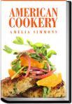 American Cookery | Amelia Simmons