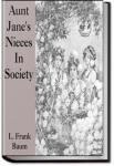 Aunt Jane's Nieces in Society | L. Frank Baum