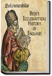 Bede's Ecclesiastical History of England | the Venerable Bede