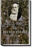 The Belton Estate | Anthony Trollope