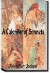 A Calendar of Sonnets | Helen Hunt Jackson