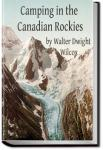 Camping in the Canadian Rockies | Walter Dwight Wilcox