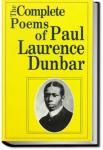 The Complete Poems of Paul Laurence Dunbar   Paul Laurence Dunbar