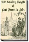 Consoling Thoughts of Saint Francis de Sales | Saint Francis de Sales