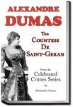 The Countess of Saint Geran | Alexandre Dumas