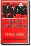 The Crimson Cryptogram | Fergus Hume