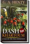 The Dash for Khartoum | G. A. Henty