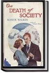 The Death of Society | Florence Roma Muir Wilson