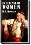 In Defense of Women   H. L. Mencken