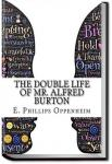 The Double Life Of Mr. Alfred Burton | E. Phillips Oppenheim