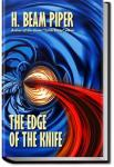 The Edge of the Knife | H. Beam Piper