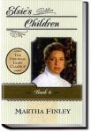 Elsie's Children | Martha Finley