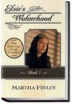 Elsie's Widowhood | Martha Finley