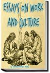 Essays on Work and Culture | Hamilton Wright Mabie