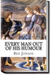 Every Man Out of His Humour | Ben Jonson