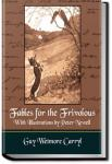 Fables for the Frivolous   Guy Wetmore Carryl