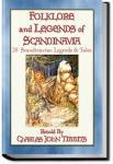 Folk-Lore and Legends; Scandinavian | Various