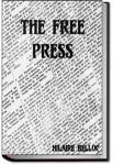 The Free Press | Hilaire Belloc