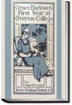 Grace Harlowe's First Year at Overton College | Jessie Graham Flower